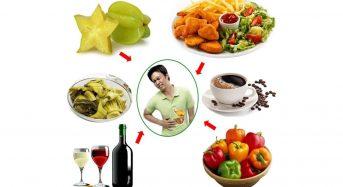 Đau bao tử nên ăn gì và kiêng gì?