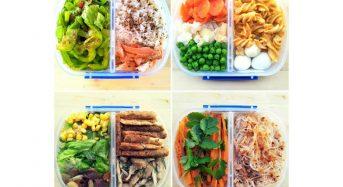 Thực đơn giảm cân cho người đau dạ dày