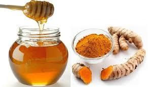 Nghệ vàng và mật ong chữa viêm hang vị dạ dày